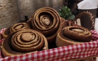 O Cinnamon Roll